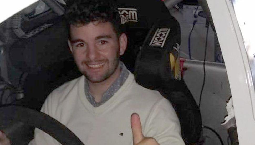 Franco Morillo trepará a la categoría mayor del Top Race, a partir de la próxima carrera a disputarse en Alta Gracia.