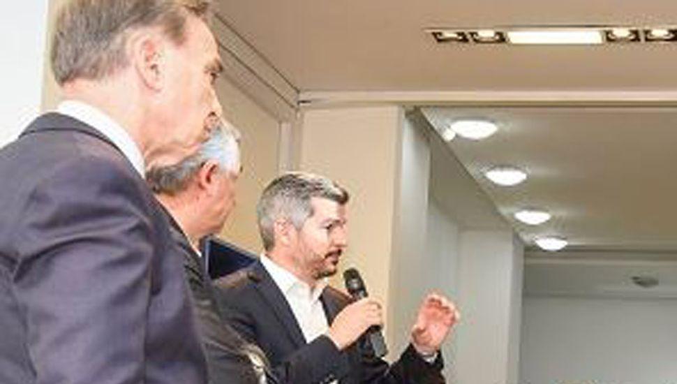 """Peña, Pichetto y Frigerio llamaron a  """"dar la batalla"""" en un encuentro federal"""