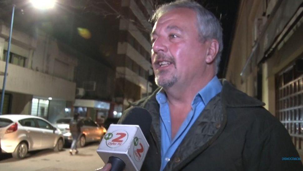 """Claudio Rossi: """"Hay que trabajar duro hasta el 27 de octubre"""""""