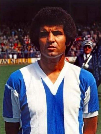 Roberto Telch, autor de dos goles en el recordado