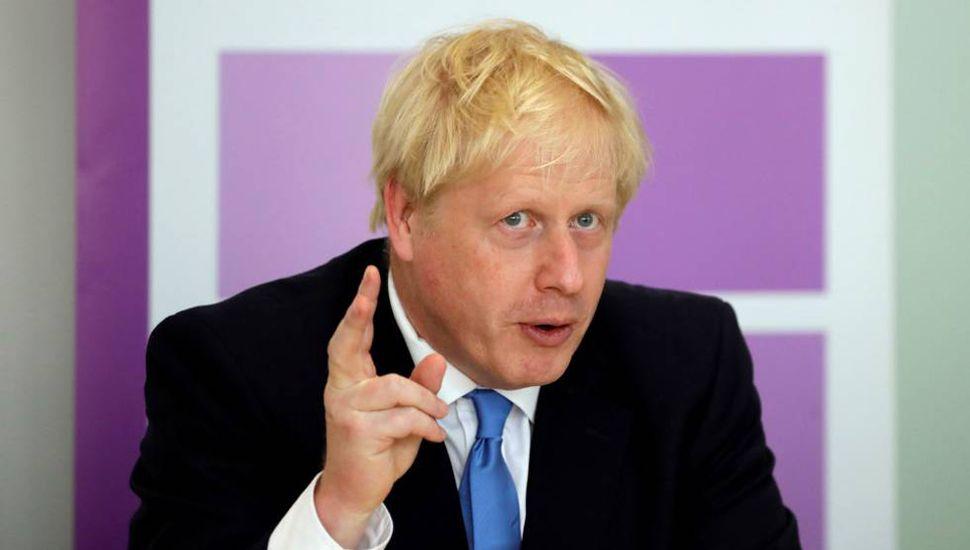 """Johnson descarta nuevas elecciones: """"La gente nos ha pedido Brexit"""""""