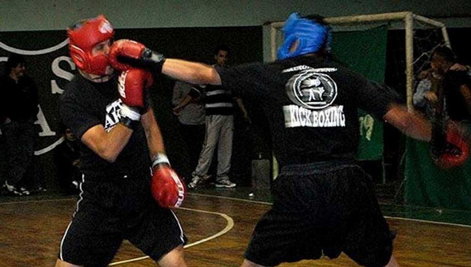 Una amplia velada de kick boxing se realizará este viernes en el Club Mariano Moreno.