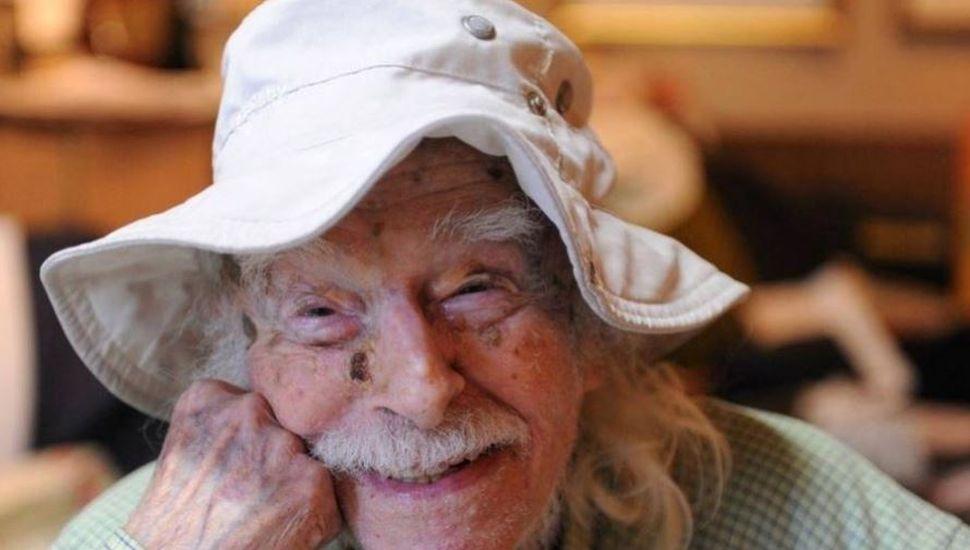 Murió el actor Max Berliner a los 99 años