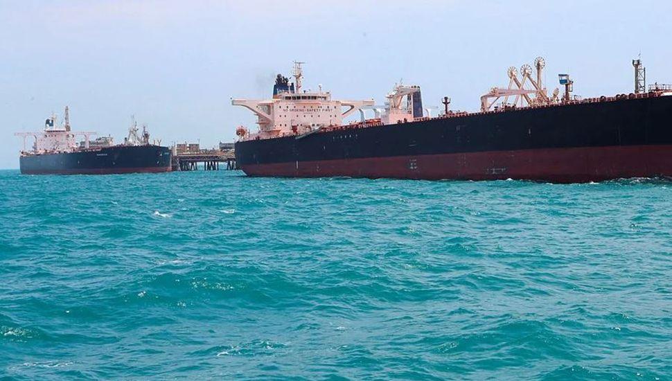 Estados Unidos exige a Irán que  libere el barco petrolero detenido