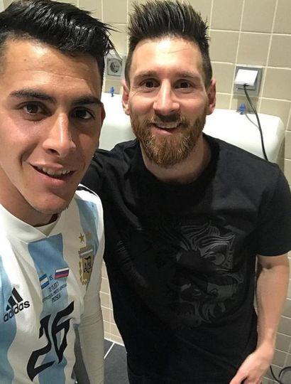"""""""Me quiero quedar para  jugar la Copa Libertadores"""""""