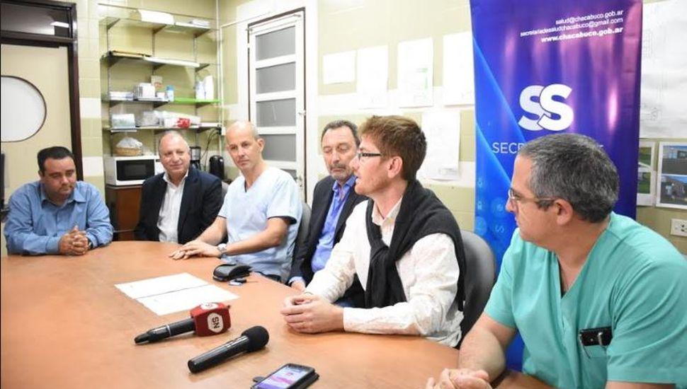 Afiliados del IOMA podrán realizarse resonancias en el Hospital de Chacabuco