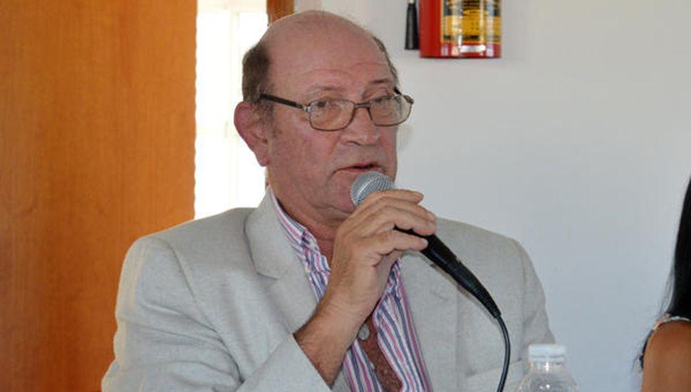 """Calixto Tellechea: """"Para las elecciones, queremos evitar las internas"""""""