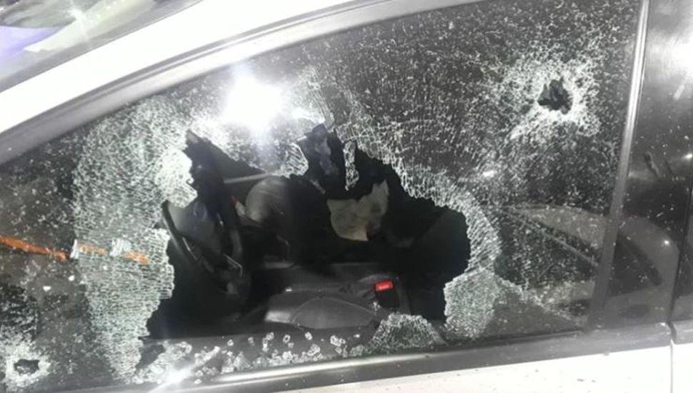 Emboscaron y balearon a un jefe de la Policía Federal