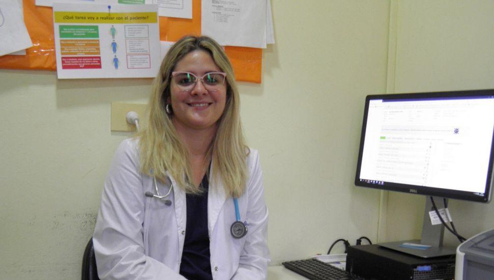 Dra. Josefina Viaño.