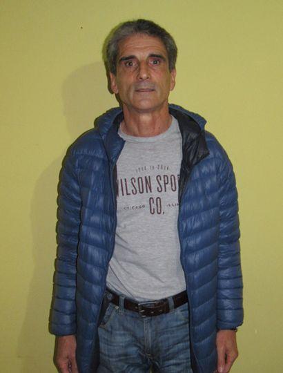 "Edgardo Alberto ""El  Caudillo"" Carpanetto"