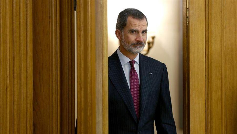 El rey Felipe VI iniciará  ronda para proponer presidente