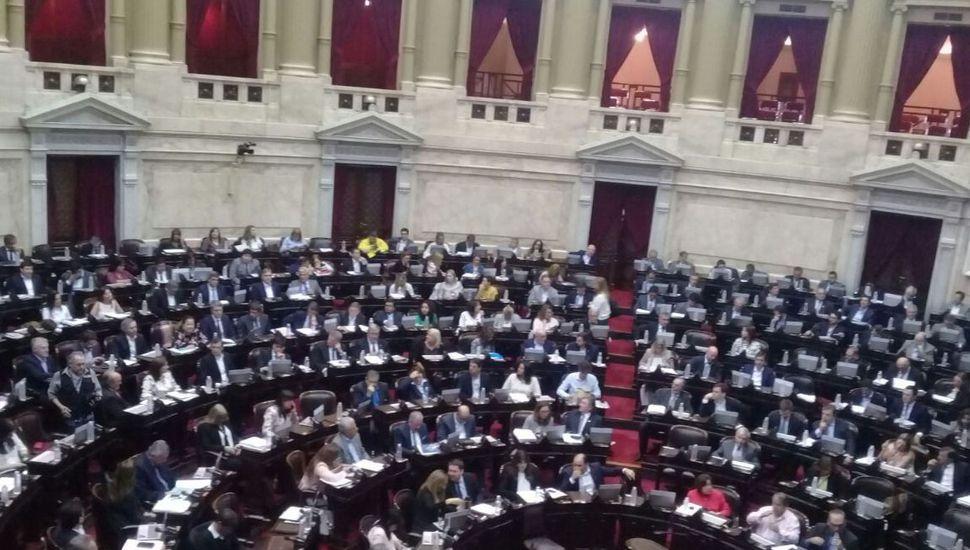 VIVO: Comenzó la sesión especial en Diputados para tratar el tema tarifas
