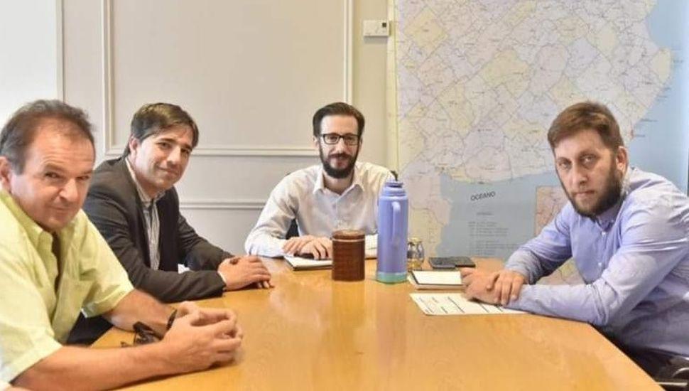 Flexas gestiona nuevas obras para Viamonte