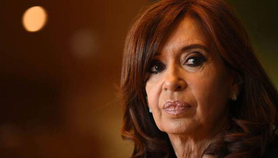 Piden juicio oral para Cristina