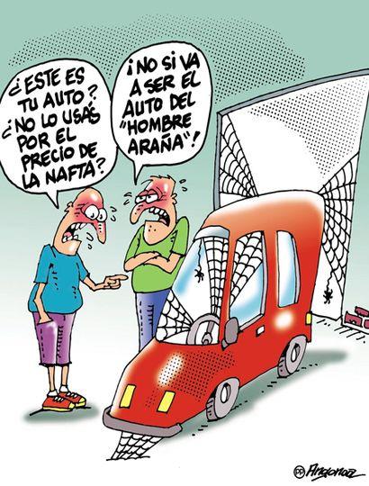El 66% admitió que usa menos el auto por el alto precio de la nafta