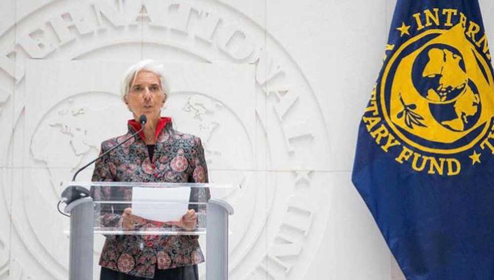 El FMI pronostica que la economía se retraiga 1,2%
