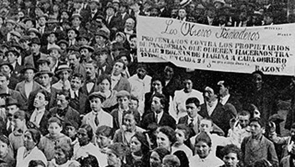 Hace 129 años se conmemoró por primera  vez en la Argentina el 1º de Mayo