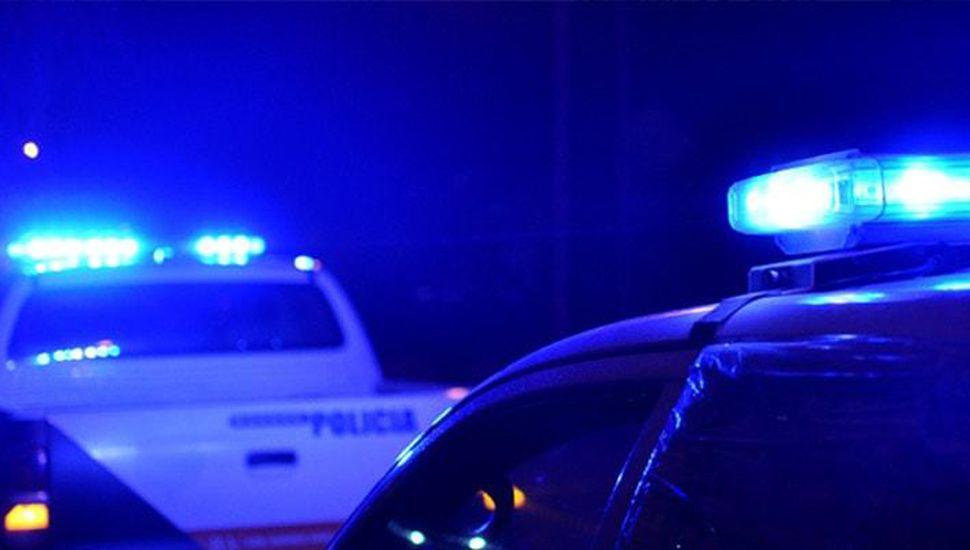 La Policía montó operativos cerrojos.