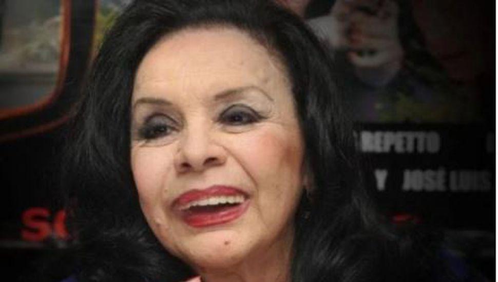 Murió Isabel Sarli