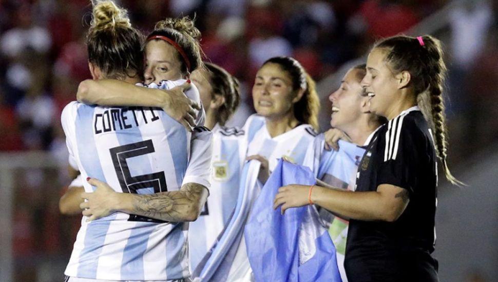 Notable crecimiento del fútbol femenino.
