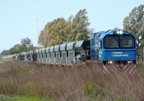 A fin de mes reactivarán la vía ferroviaria entre Chacabuco y Laplacette para cargas