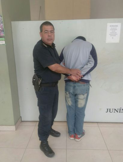 El hombre de 35 años tenía pedido de captura de 2005.