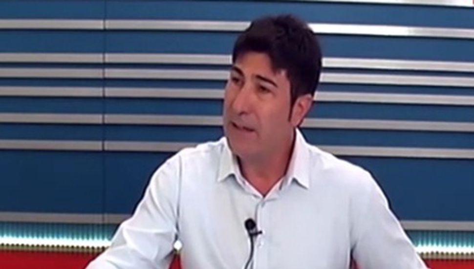 Marcelo Loyola, director general de Seguridad de Chacabuco.