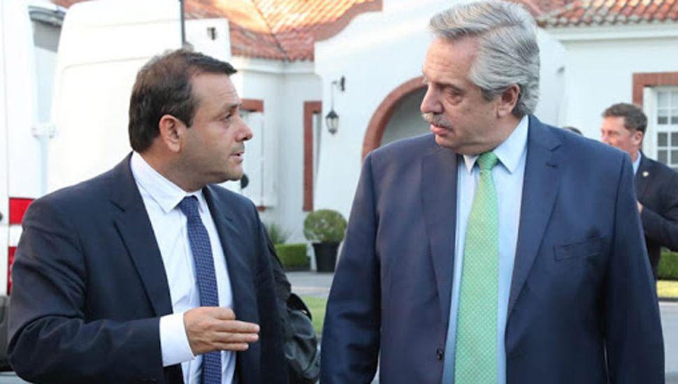 Alberto Fernández visita hoy las provincias de Formosa y Misiones