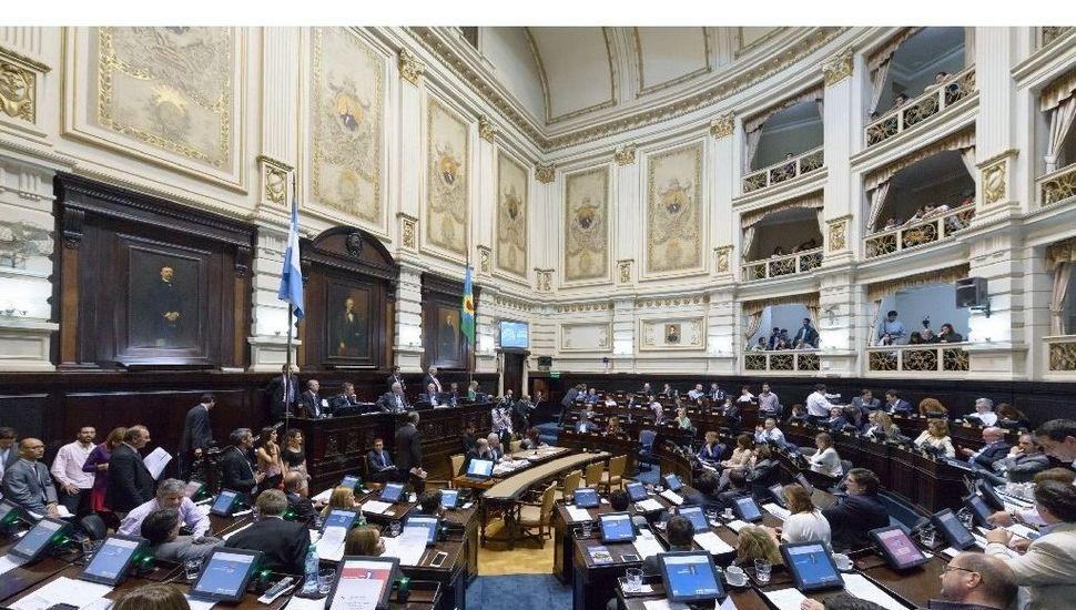 En la Legislatura habilitarán extraordinarias para tratar el Presupuesto de Kicillof