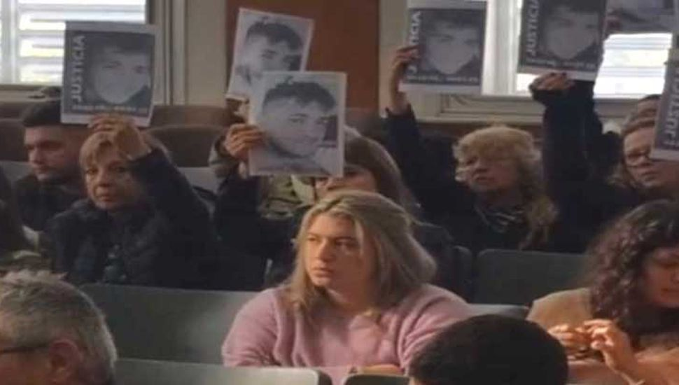 Piden que se haga justicia, por la muerte de Manuel Hernández.