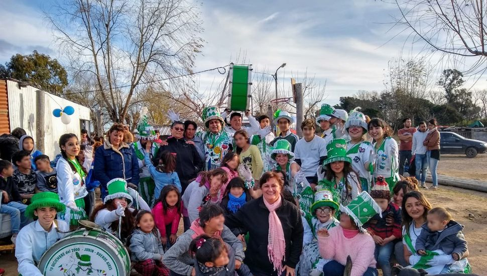 Muchos comedores y merenderos de Junín requieren colaboración constante de los voluntarios.
