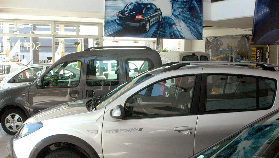 Profunda crisis en el sector automotriz.