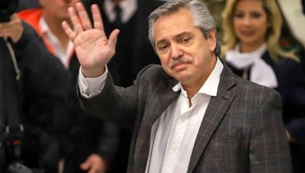 """Alberto Fernández: """"El dólar a $60 está en un valor razonable"""""""