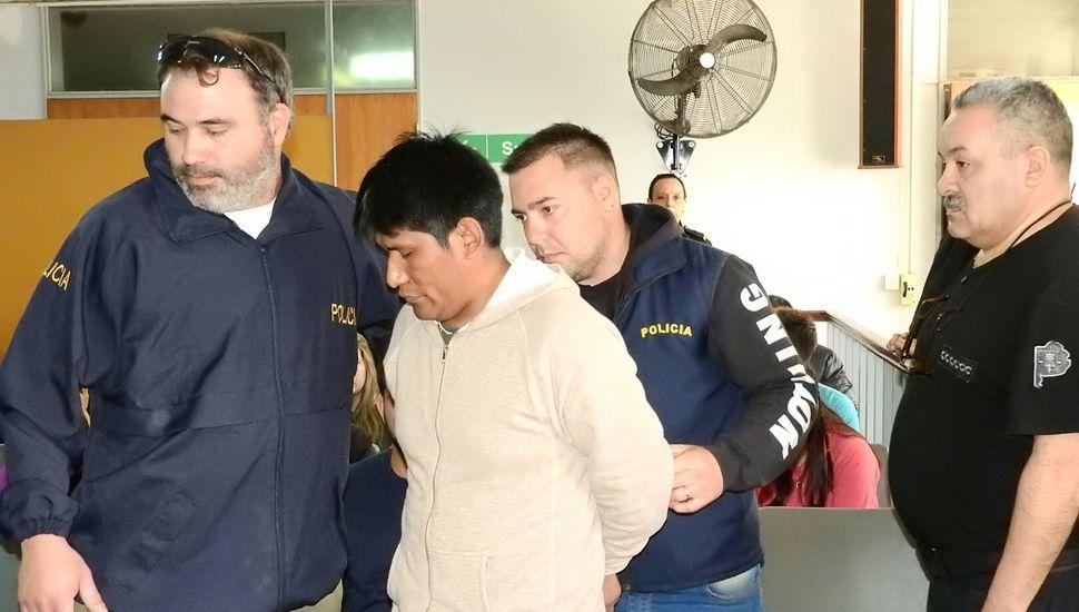 Condenan a Quispe a 9 años de prisión por las muertes de Sol Medialdea y Miguel Angel Colombo