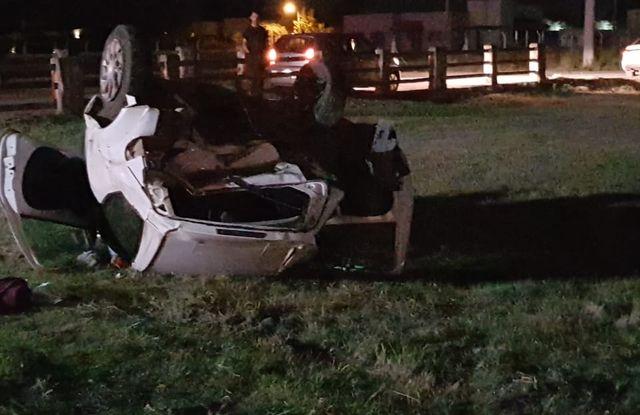Vuelco fatal en el camino al Balneario: falleció una mujer