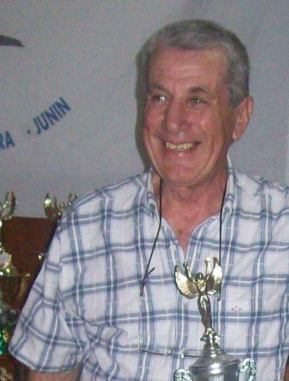 Hugo Martelli, querido colombófilo cuyo nombre lleva el campeonato 2019.