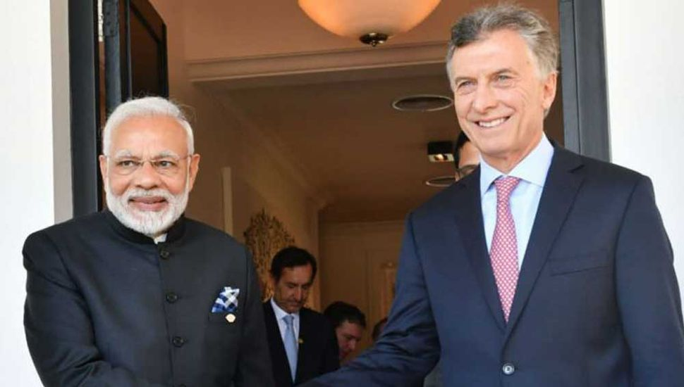 Macri busca inversiones en su gira por India y Vietnam