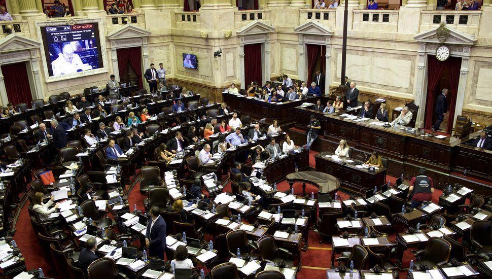 Diputados dio media sanción al proyecto de reforma de jubilaciones de privilegio