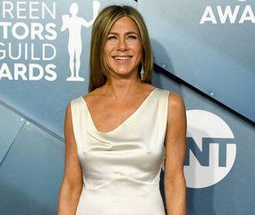 Jennifer Aniston, en la Annual Screen Actors Guild Awards, en Los Ángeles