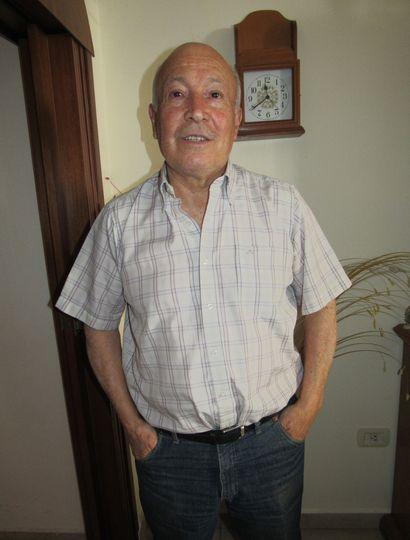 """Roberto """"Pipí"""" Guerreño"""