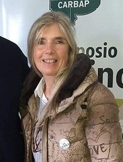 Graciela Picchi, presidenta de Apaj.