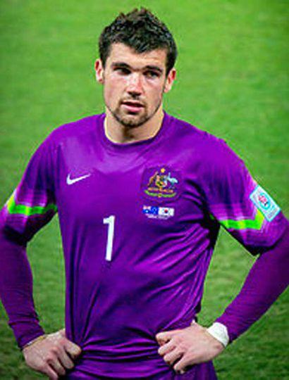 Mathew Ryan, el arquero titular de Australia.