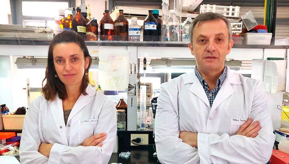 La juninense Luciana Larocca formó parte del equipo que desarrolló el Neokit-Covid19.