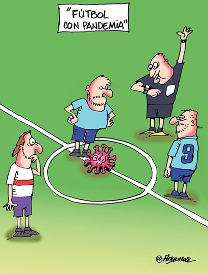 """Si hoy volviese el fútbol, la mayoría afirmó que """"no"""" concurriría al estadio"""