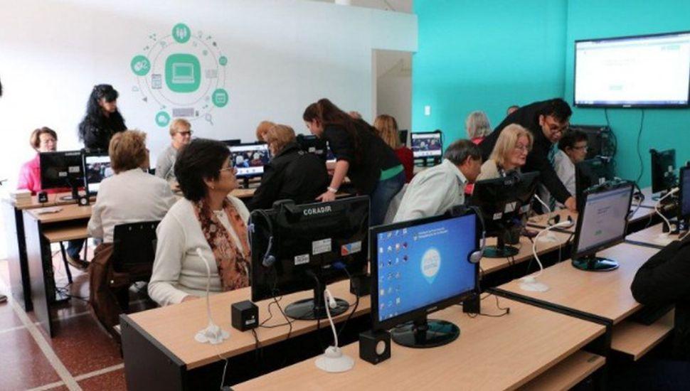 Conocchiari solicitará la ampliación del Punto Digital para el distrito