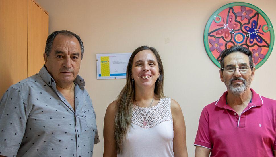 Es organizada por la dirección para Personas con Discapacidad del Gobierno de Junín.