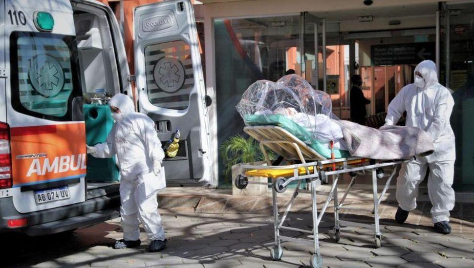 Murieron otras 264 personas y 11.674 fueron diagnosticadas con coronavirus en el país