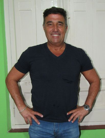 """Daniel Horacio """"El Cachorro"""" Digilio"""