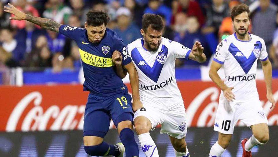 Boca Juniors recibirá esta noche a Vélez Sársfield y el que gane, será semifinalista de la Copa de la Superliga Argentina de Fútbol 2019.
