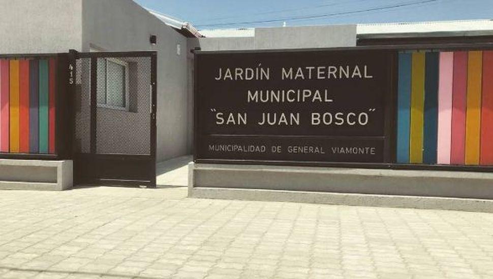 Este lunes abren las inscripciones al jardín municipal